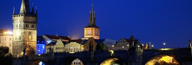 Prague is a beautiful city.