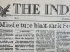 Advanced vocabulary exercise: words used in news headlines